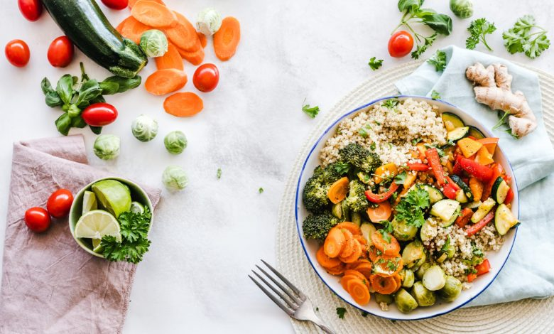 diet influences mental health