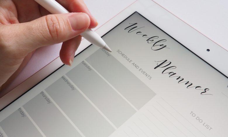 scheduling your work